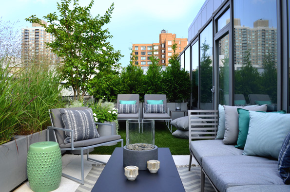 New York Garden Design in addition verticalgardens green walls landscapes lighting or an asian garden design can add a unique and personalized look to your rooftop garden Kips Bay Terrace Garden New York City Ny Ny By Jeffrey Erb