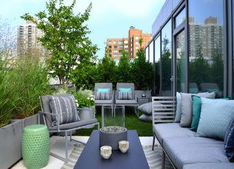Nyc Garden Design upper east side terrace garden design Jeffrey Erb Landscape Design And Garden Design Nyc 10036